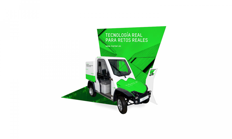 move design coche branding technology ikerlan