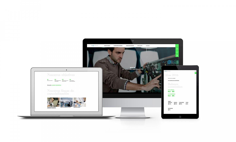 move web7 branding technology design ikerlan