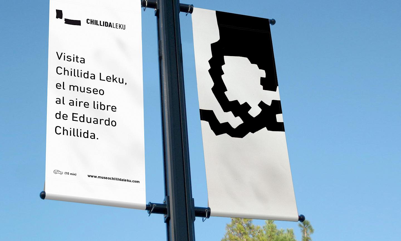 move museo imagen branding culture digital banderolas chillida leku