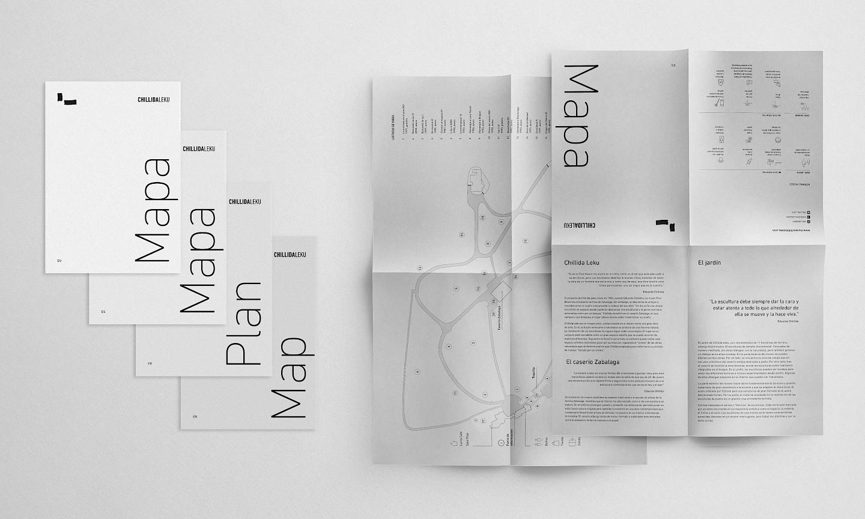 branding desplegable chillida imagen culture leku digital museo move