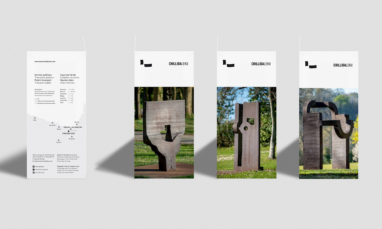 branding leku imagen move digital chillida dipticos museo culture