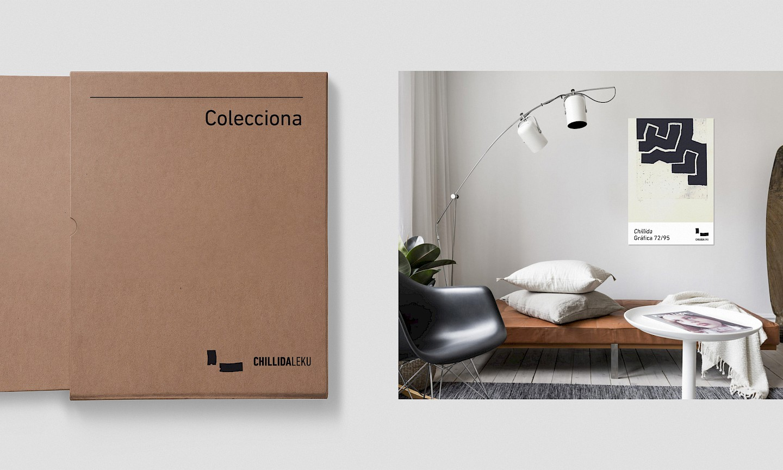 merchandising culture coleccionable museo branding chillida leku imagen move digital