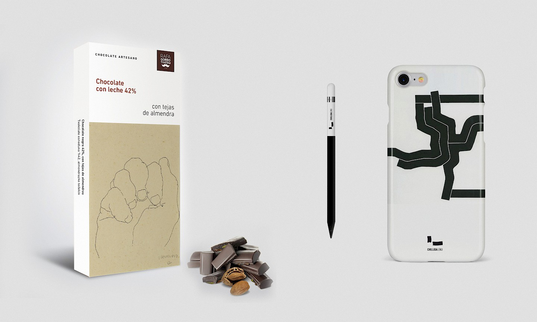 merchandising branding rafa museo leku gorrotxategi culture imagen digital chillida move