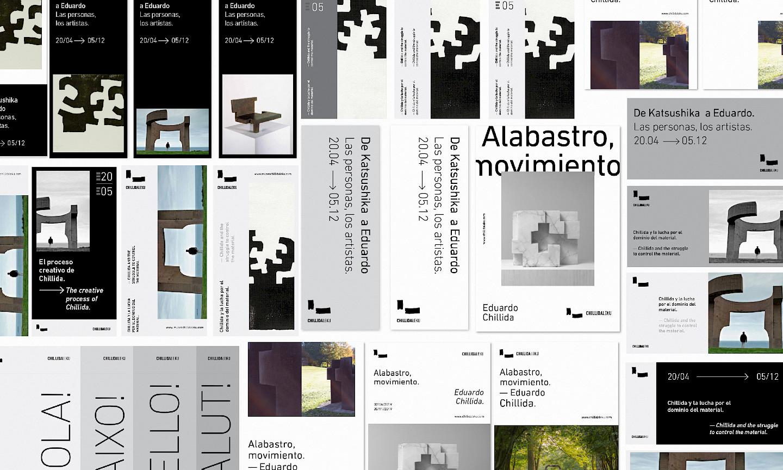 branding leku culture digital move museo trabajo de chillida imagen proceso