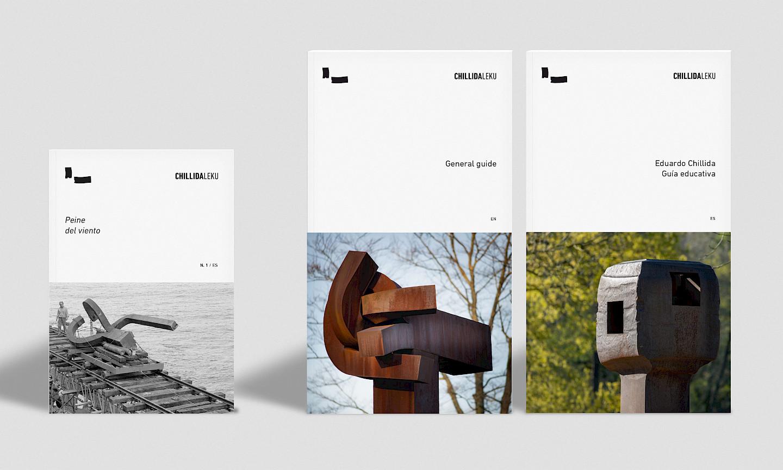 chillida imagen revistas move branding digital leku museo culture