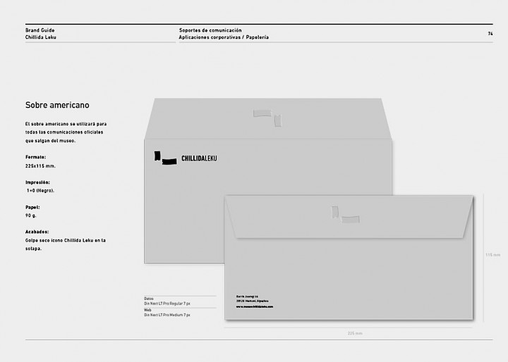 marca digital guia branding chillida de museo move 14 leku culture
