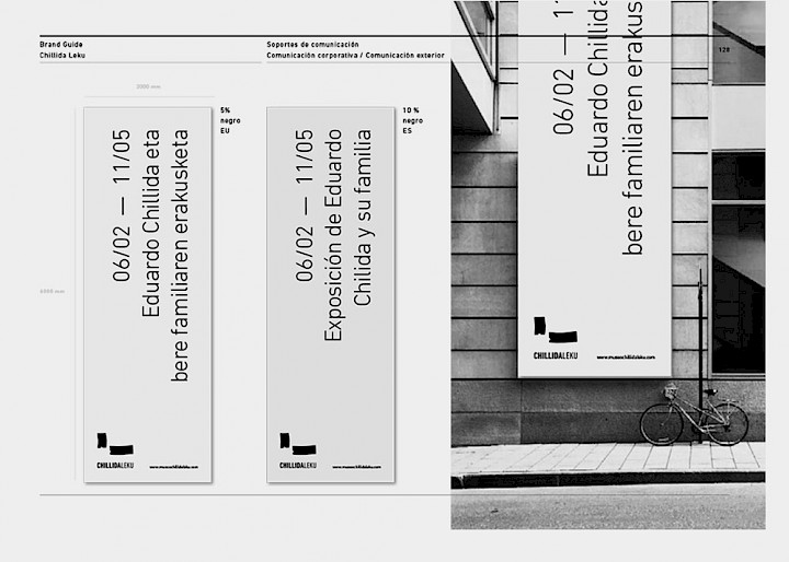 leku culture guia 15 branding move digital de chillida marca museo