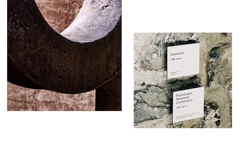 chillida branding culture move digital senaletica naturaleza signal leku 04 museo