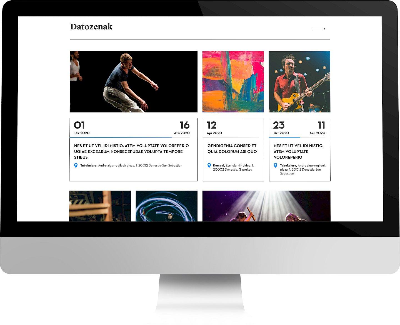 design branding etxepare 02 spaces narrative digital 1 move website