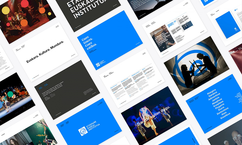 branding narrative digital design 00 brandbook etxepare spaces move