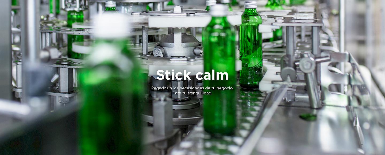 etiquetadora 1 stick almetac calm