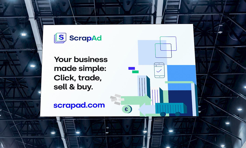 move branding slider industrial digital scrap ad scrapad branding pavilion webapp