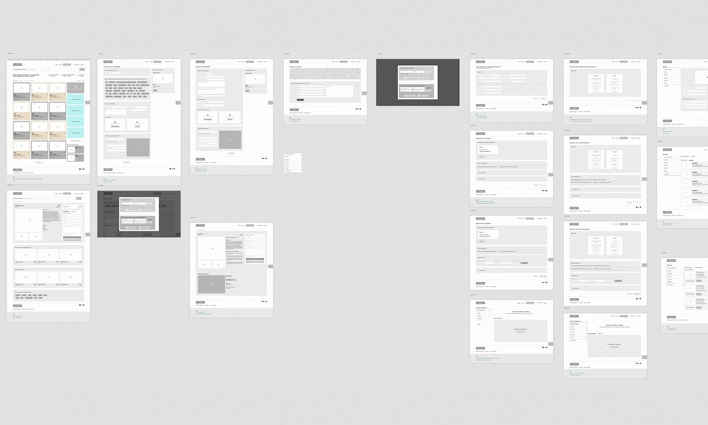 branding move digital webapp wireframe scrap general industrial scrapad branding