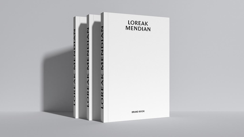 mendian case book lm loreak brand